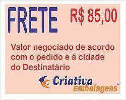 Frete Negociado R$ 180,00  - Cód. 85