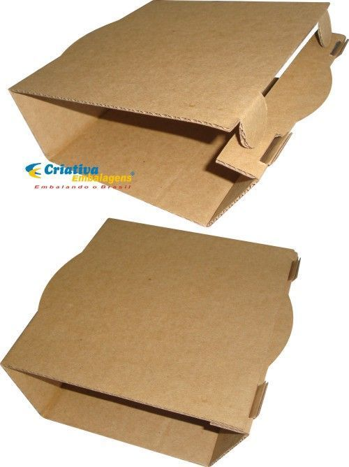 Embalagem para marmitex pequena - Cód. 78