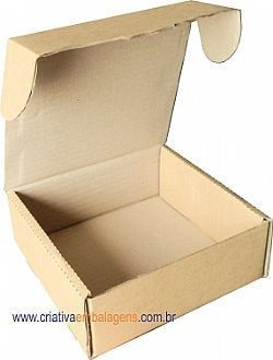 Caixa Correios 21x23,5x7 cm - Cód. 73